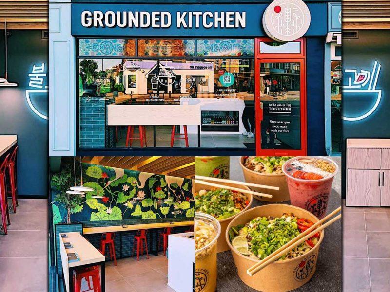Gounded Kitchen Korean Halal Restaurant Notthingham