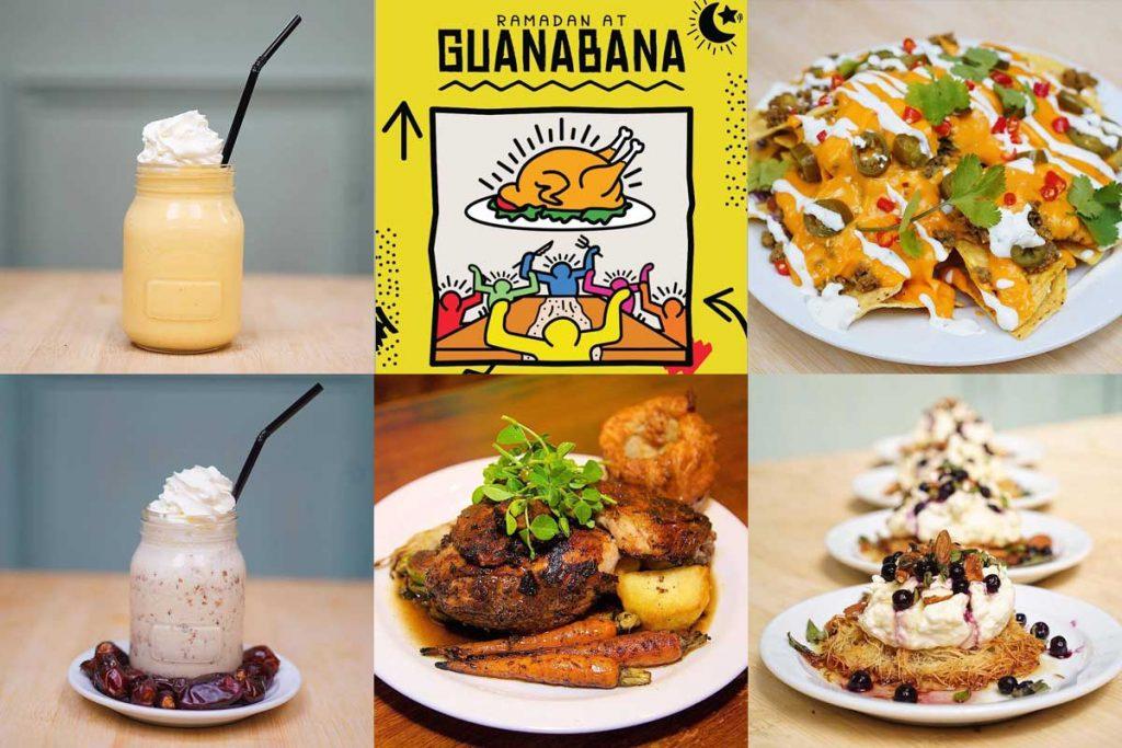 Guanabana Kentish Town Ramadan Halal