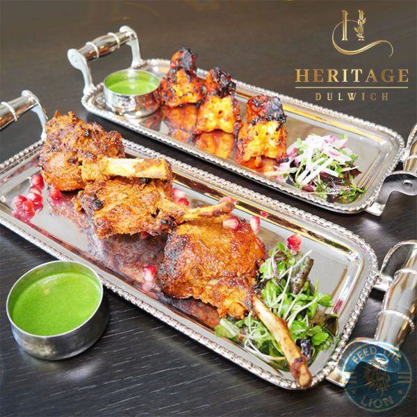 Heritage Indian Halal Fine Dining Dulwich London curry