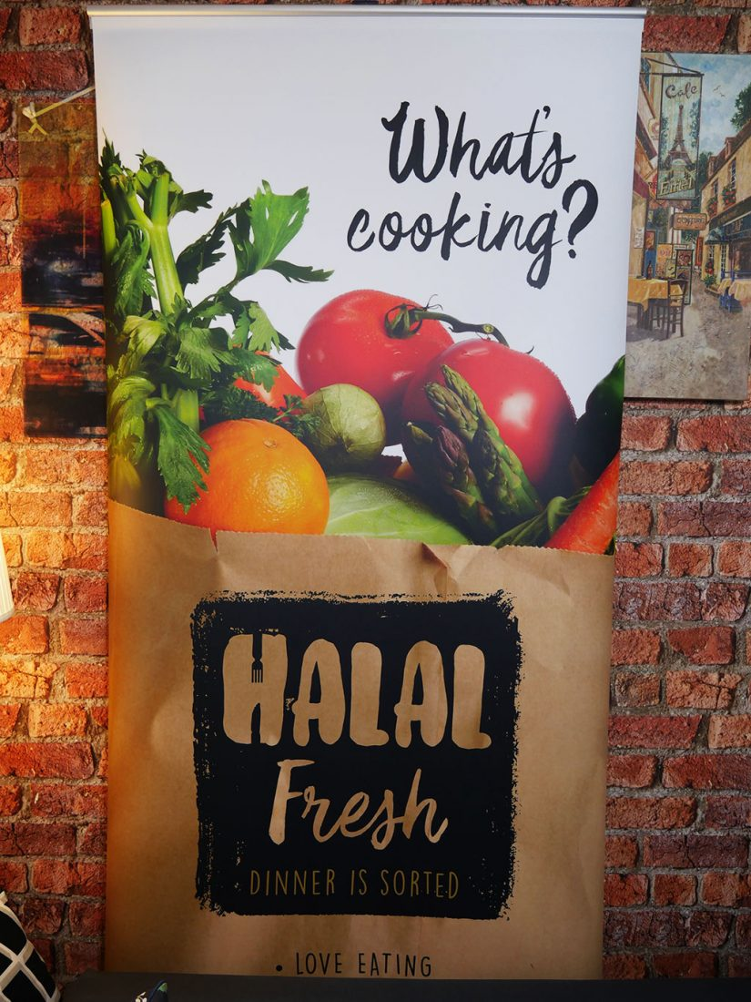 UK's first non-subscription 'Halal Fresh' recipe box - Feed