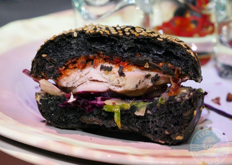 Dinner Time Story Banquet of Hoshena  London Westfield Halal Immersive dining show