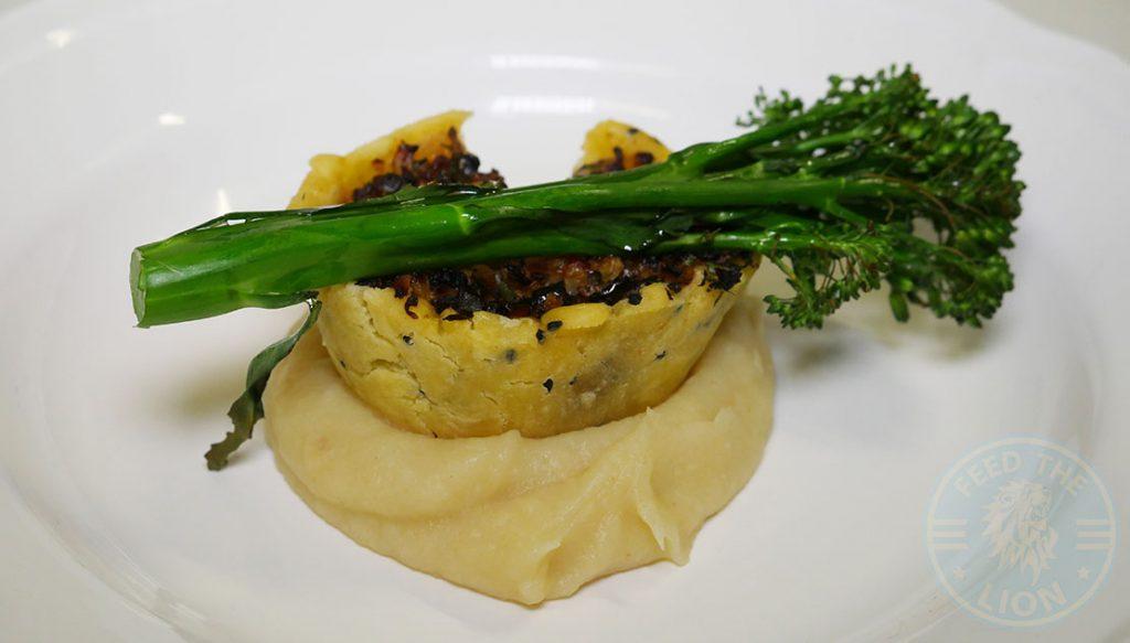 veggie Dinner Time Story Banquet of Hoshena London Westfield Halal Immersive dining show