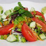 salad Haweli West Ealing Indian curry Halal restaurant