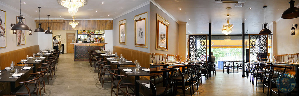 decor Heritage Indian Halal Fine Dining Dulwich London