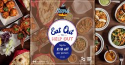 Eat Out To Help Out Haandi Indian Knightsbridge London