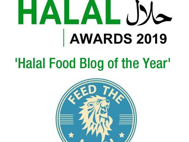 Halal Awards 2019 Food Blog of the Year
