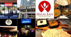 Halal Eats Canadan Vancouver Restaurants
