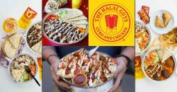 The Halal Guys Earls Court London