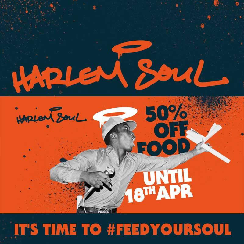 Harlem Soul London Boondocks