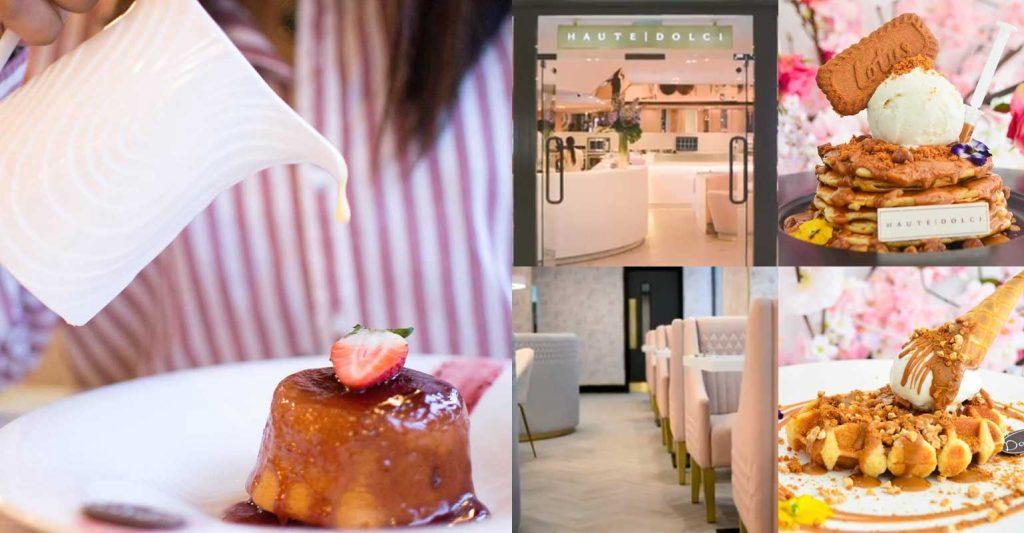 Haute Dolci Leeds Desserts Restaurants
