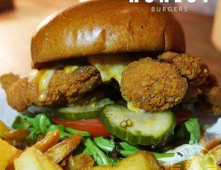 Honest Burgers Halal we stealing London Restaurant