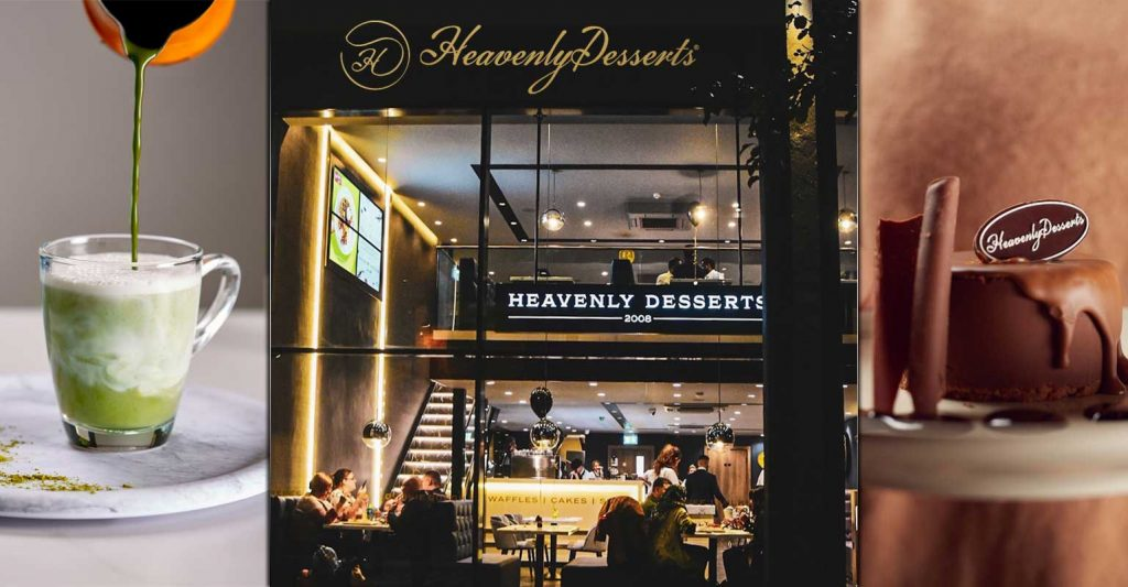 Heavenly Desserts Leeds Yorkshire
