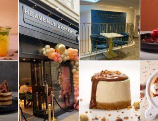 Heavenly Desserts Halal Restaurant York