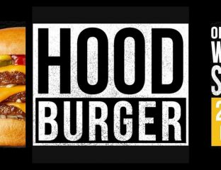 Hood Burger Halal Edmonton McDonald's London