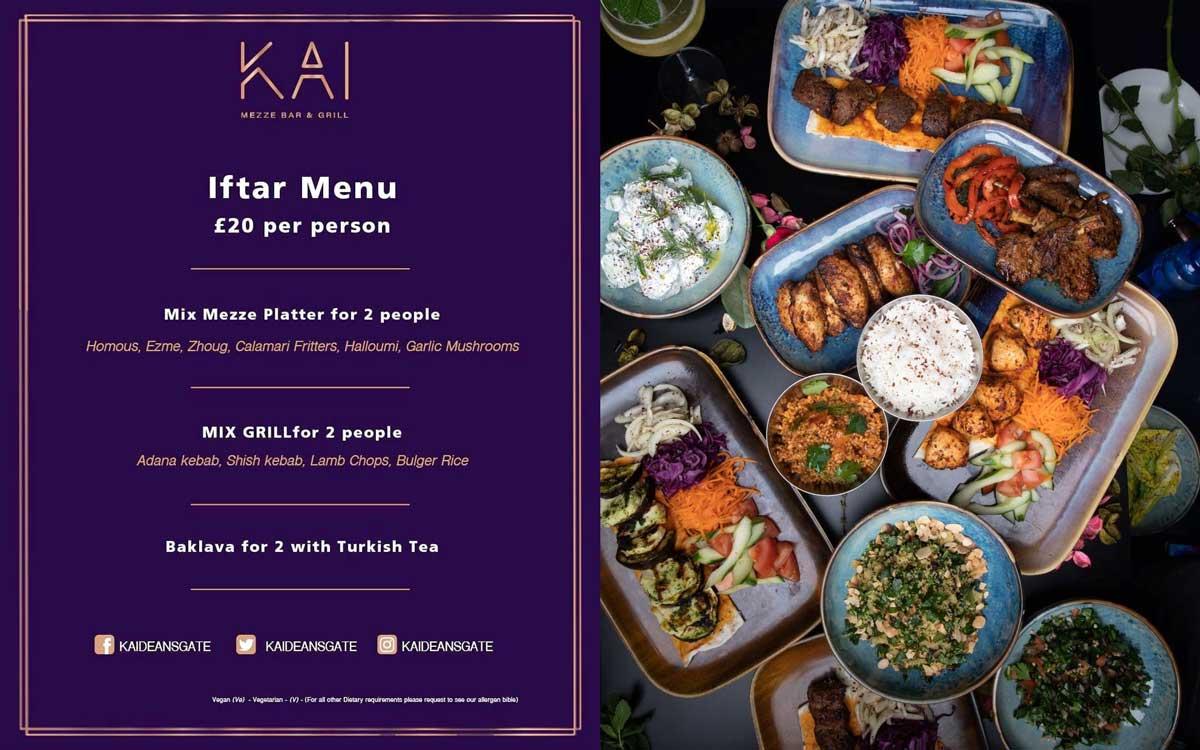 Ramadan 2019 Iftar 'n' Suhoor in London and beyond - Feed the Lion
