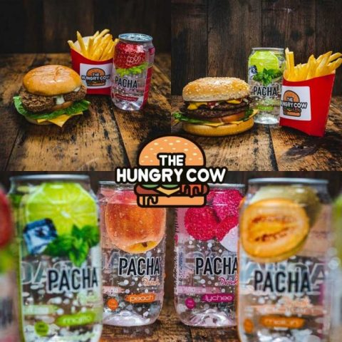 The Hungry Cow Burgers McDonald's East London