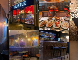 Hustle Bombay Indian Ealing London