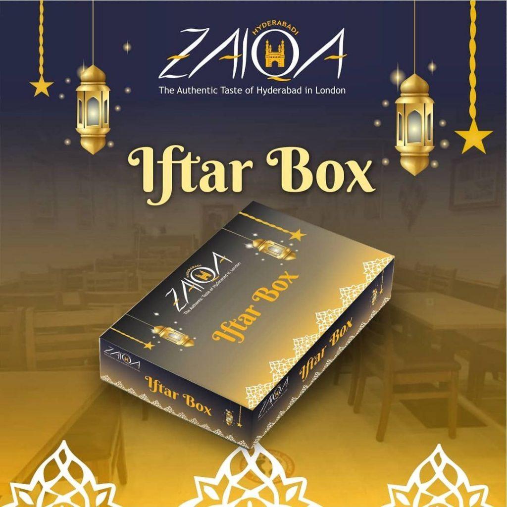 Hyderbadi Zaiqa Tooting London Halal Indian Ramadan