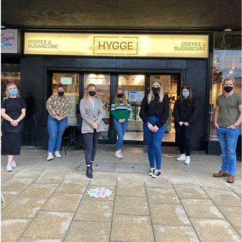 Hygge Cafe Sheffield Hijab