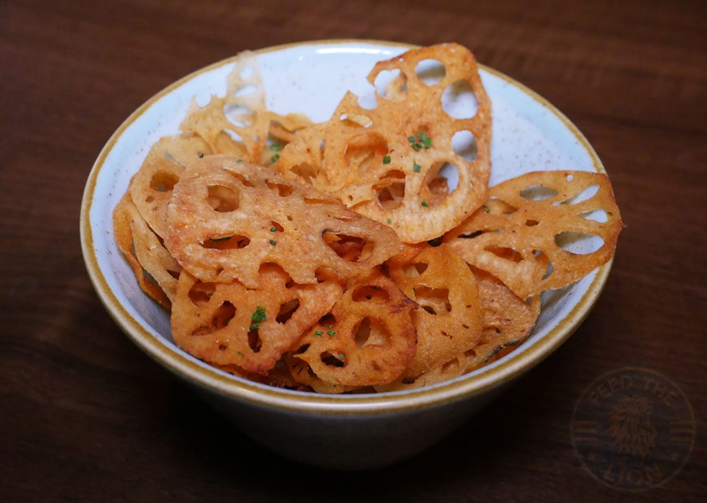 Lotus Roots Isshoni issho-ni Bethnal Green Halal London Japanese