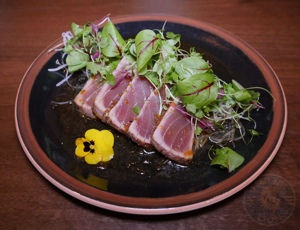 Tuna Isshoni issho-ni Bethnal Green Halal London Japanese