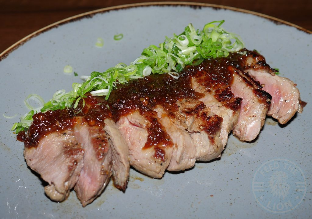 Steak Isshoni issho-ni Bethnal Green Halal London Japanese