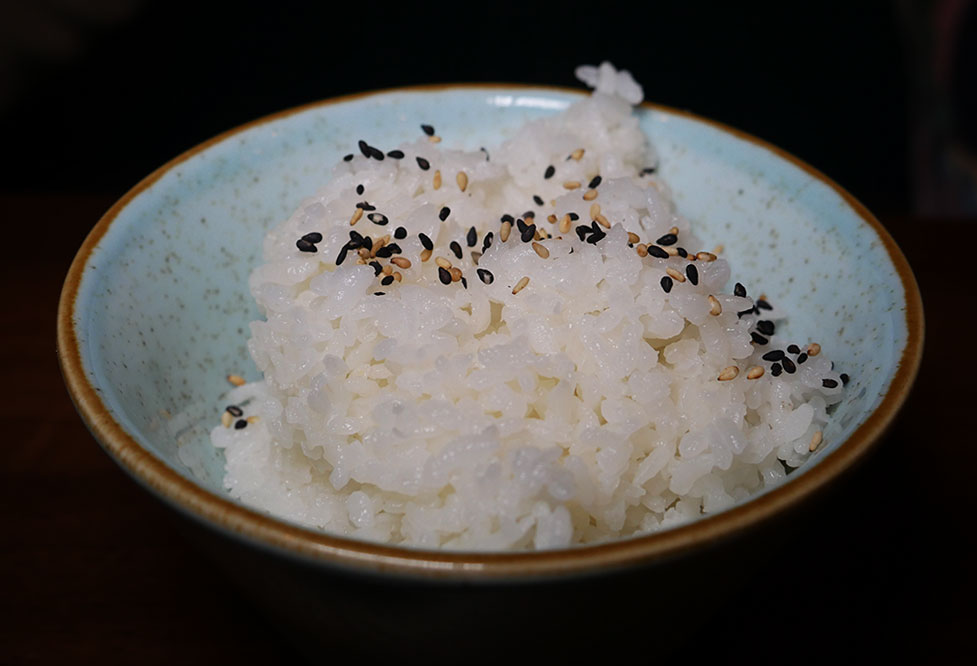 Rice Isshoni issho-ni Bethnal Green Halal London Japanese