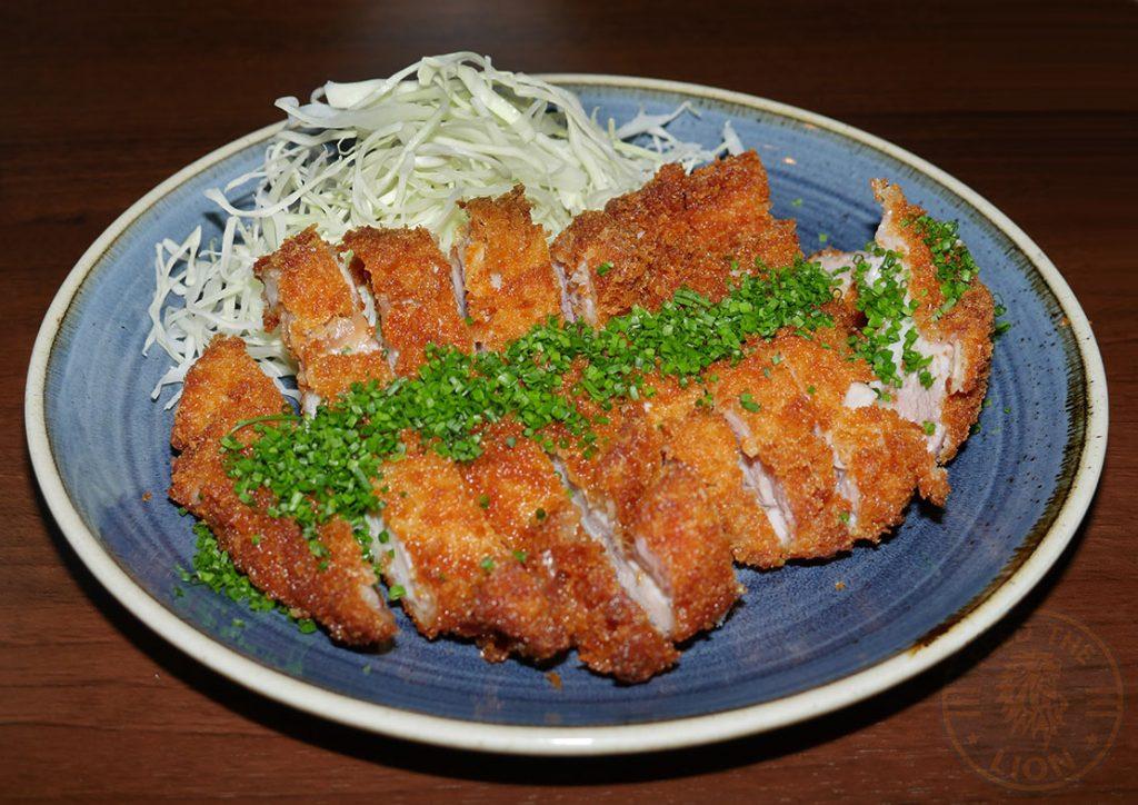Katsu Curry Isshoni issho-ni Bethnal Green Halal London Japanese