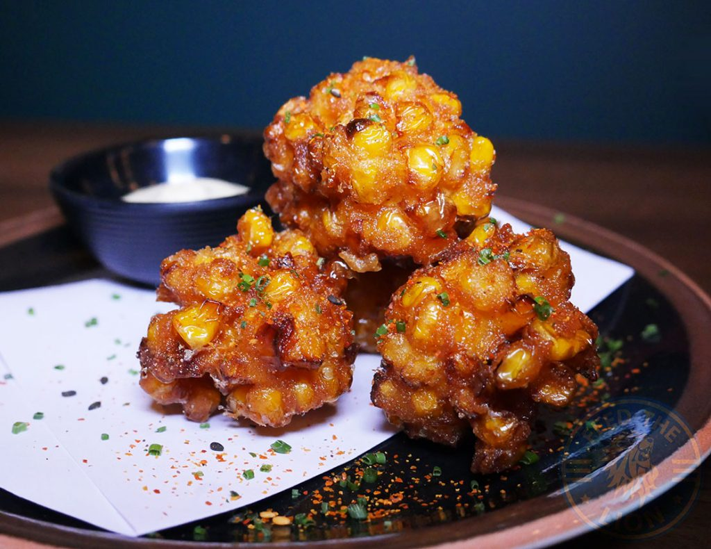 Sweetcorn Isshoni issho-ni Bethnal Green Halal London Japanese
