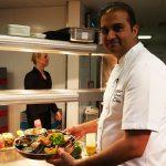 chef Intercontinental park lane London Iftar Dinner Ramadan Halal