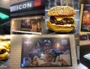 Icon Burgers Huddersfield West Yorkshire