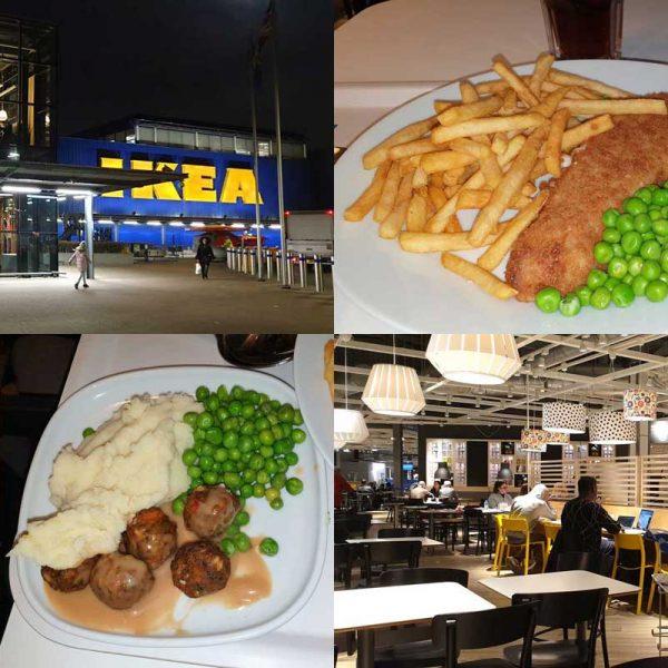 Ikea Wembley London Halal Restaurant