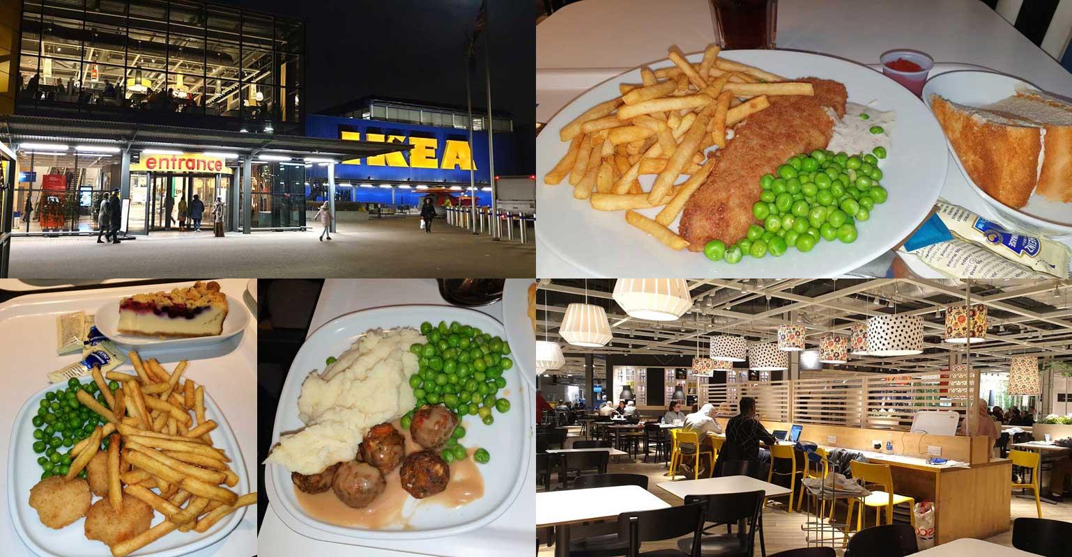 Ikea Wembley London Halal Restaurant Feed The Lion