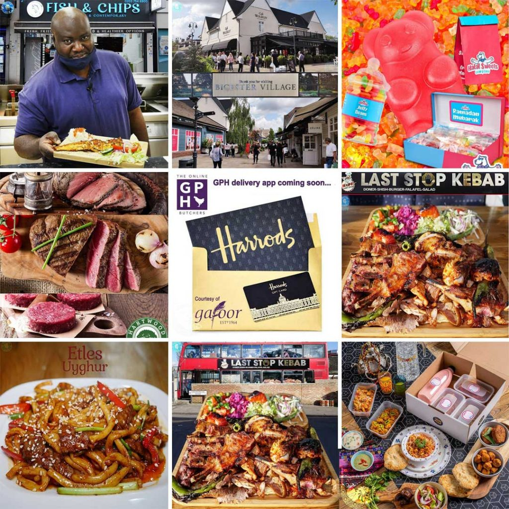 Feed the Lion Halal Food News Instagram Top 9 Posts 2020