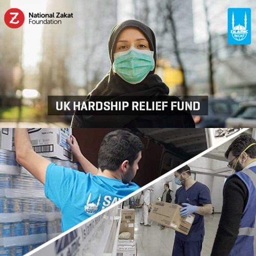 Islamic Relief National Zakat Foundation Zakat Covid-19
