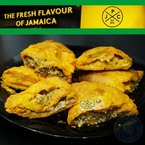 Jamaican patty company covent garden London Halal restaurant