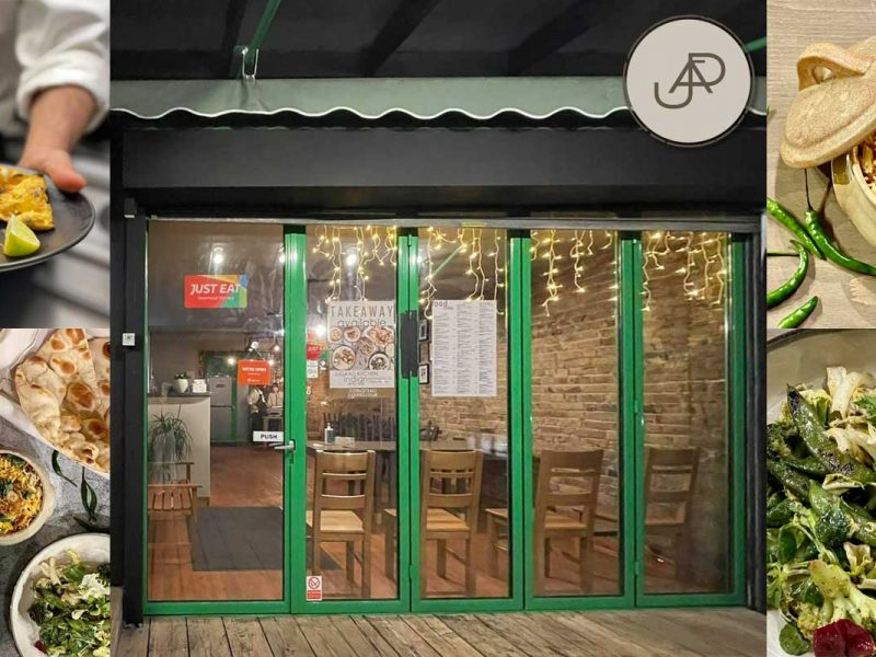 Jugaad Kitchen Halal Indian Welling London Restaurant