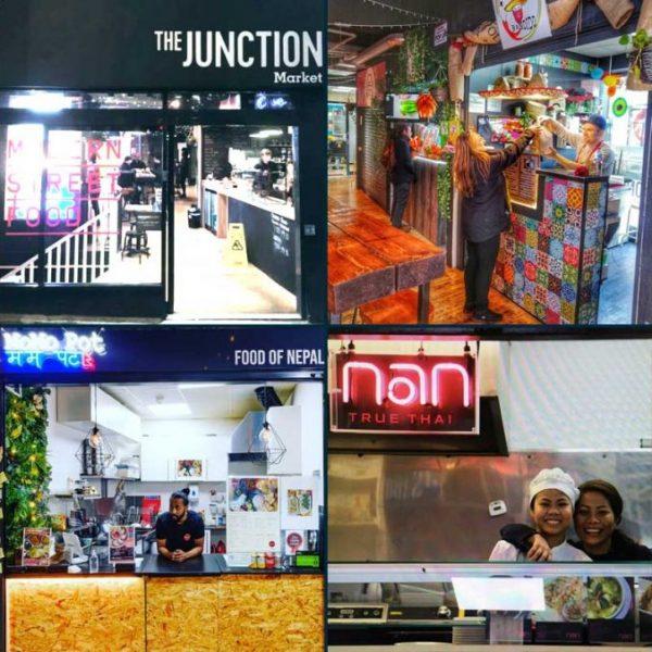 The Junction Market Halal Street Food Holloway London
