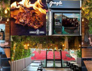 Jungle Grill Halal Restaurant London Ilford
