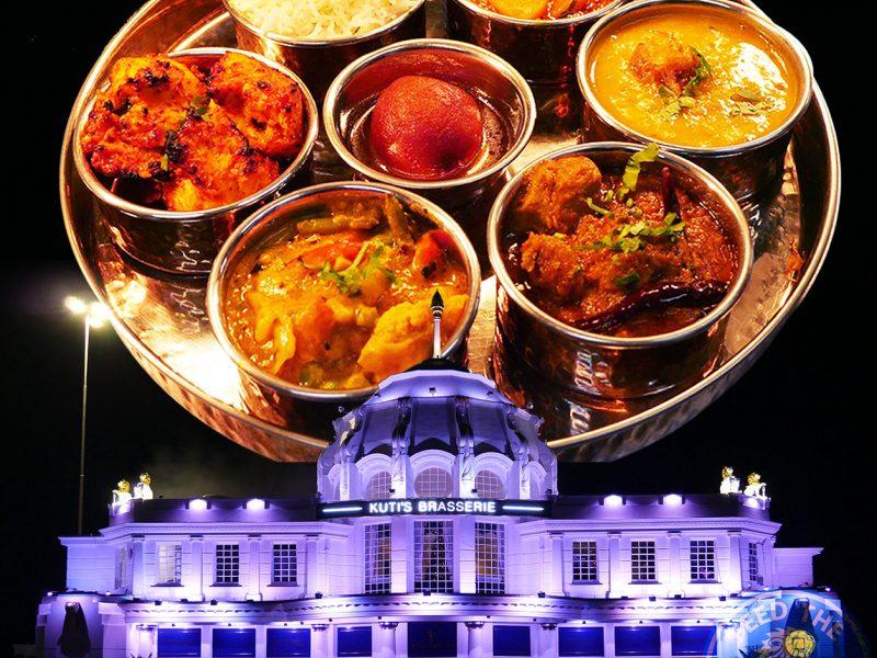 Kuti's Brasserie Indian Southampton Halal