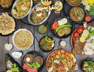 Pakistani Karahi Wala Hammersmith Halal London restaurant