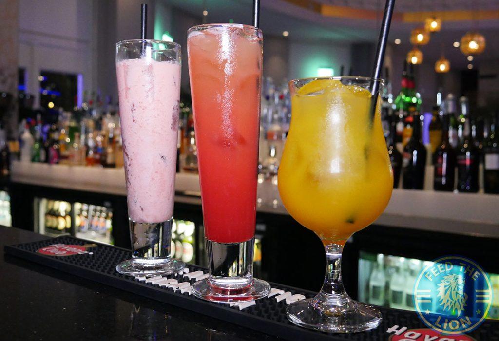 Kuti's Brasserie Indian Southampton Halal drinks