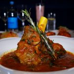 Lamb Shank Kuti's Brasserie Indian Southampton Halal