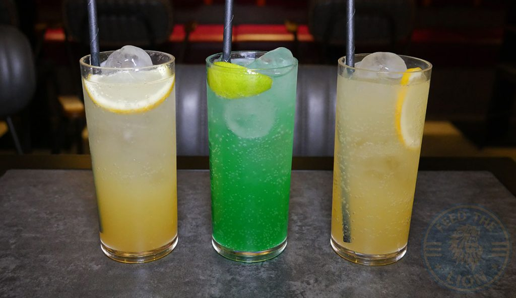 Drinks Beverages Mocktails Koolcha Indian Boxpark Wembley Halal