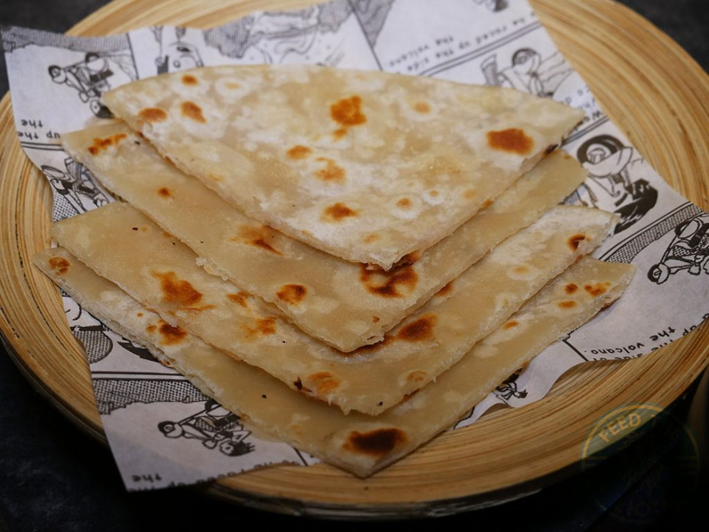 roti Koolcha Indian Boxpark Wembley Halal