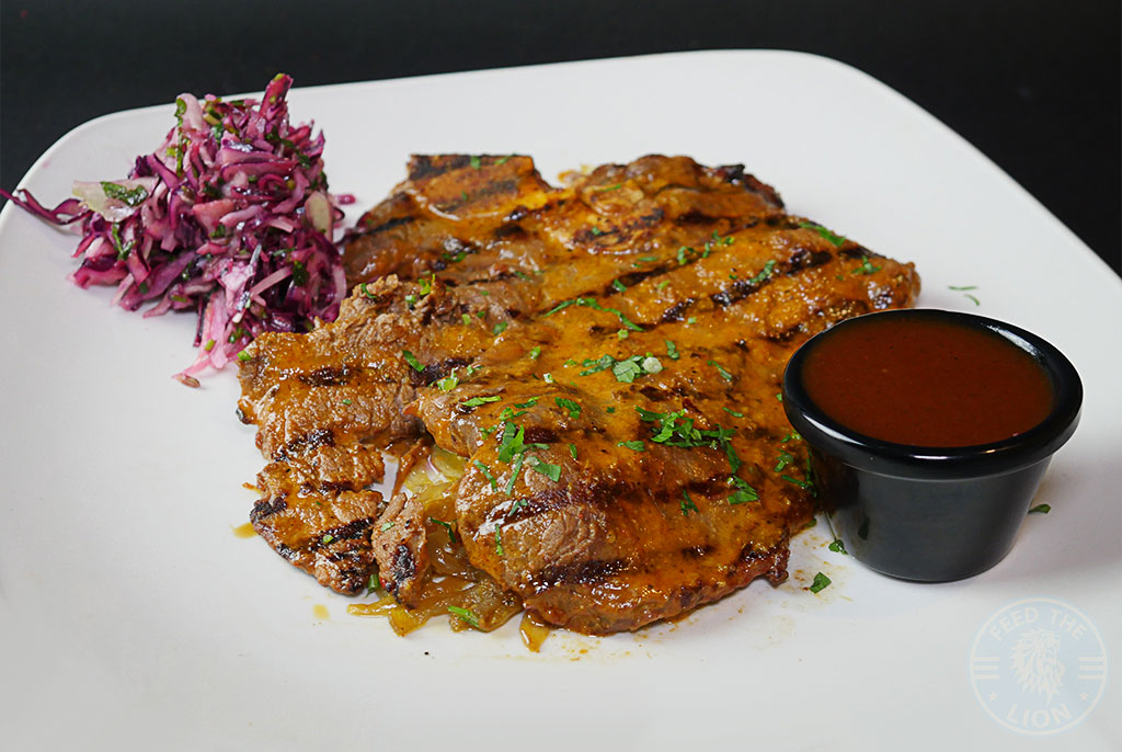 Steak Kayene HMC Halal grill house in London's Manor Park Newham East ham