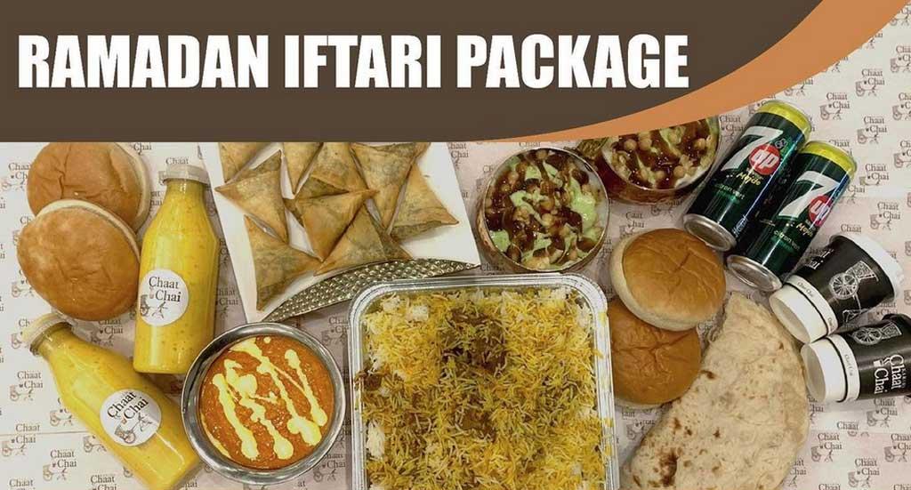Karims Chaat Chai Walthamstow London Halal