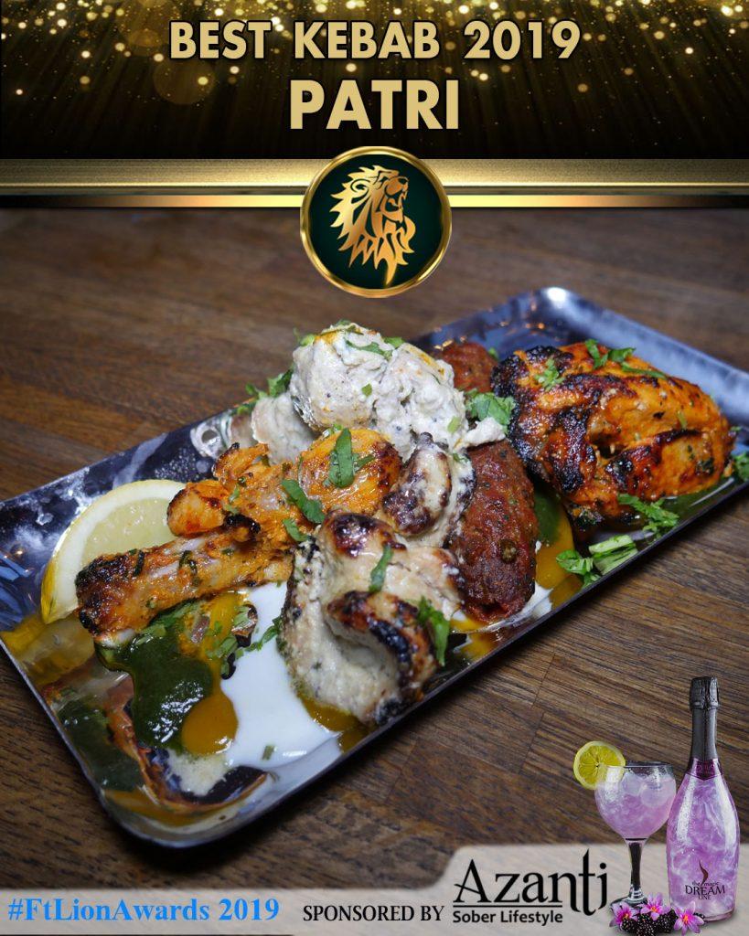 Kebab Grill Halal London Indian Restaurant Awards