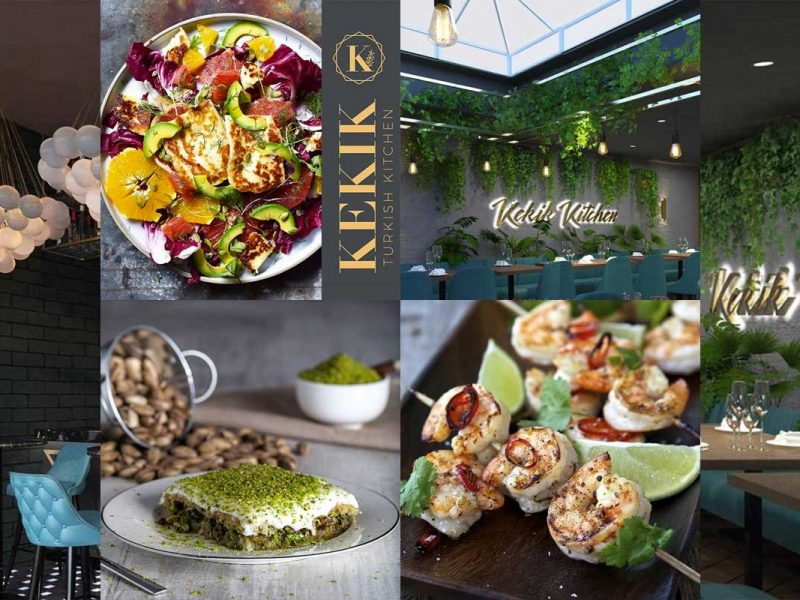 Kekik Kitchen Bromley Turkish Restaurant London