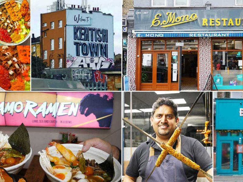 Kentish Town Halal Restaurants London Indian Ramen